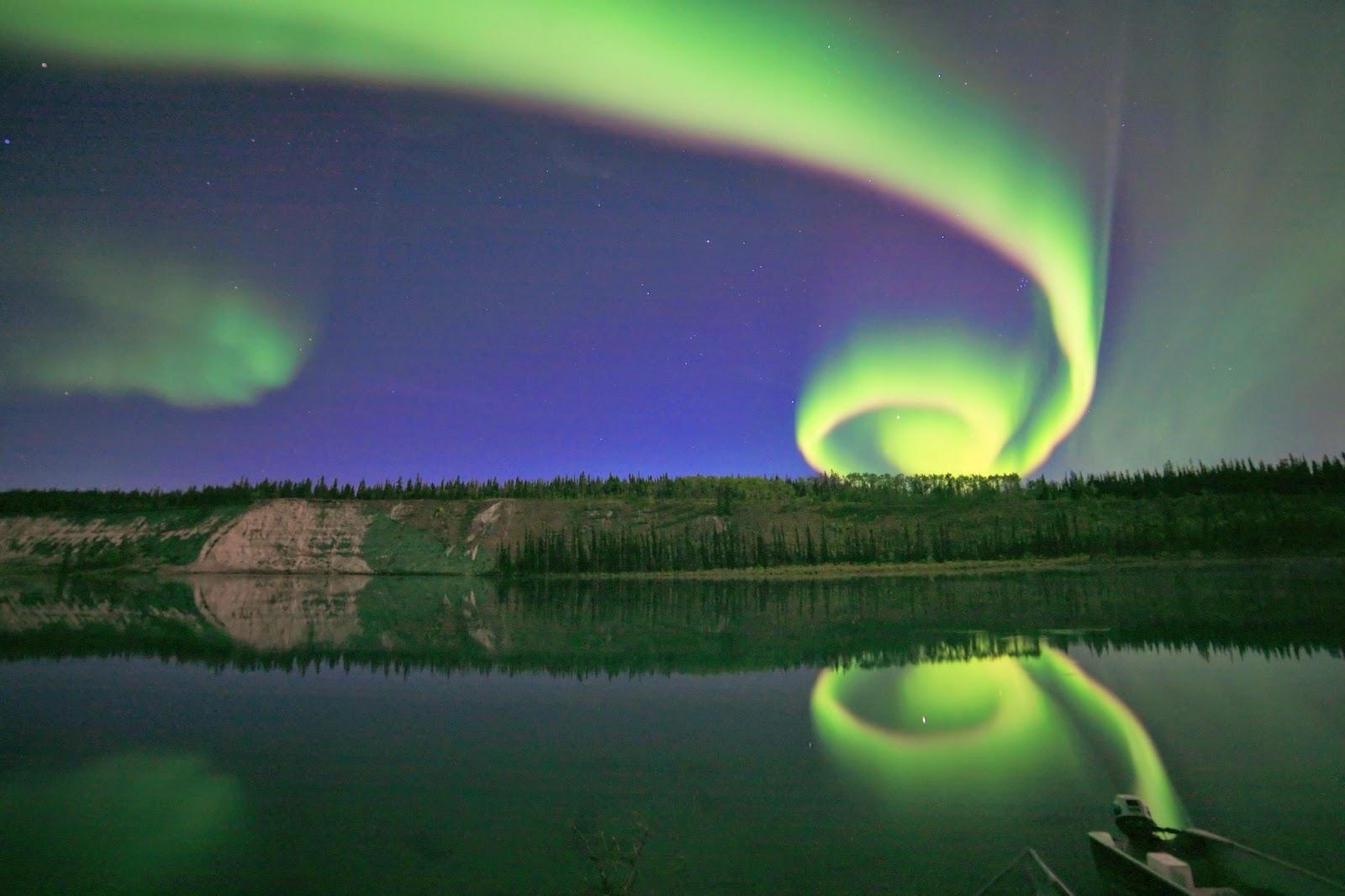 Bienvenidos al nuevo foro de apoyo a Noe #271 / 30.06.15 ~ 03.07.15 - Página 38 Aurora+Boreal+o+Luces+del+Norte+captada+en+Noruega+...