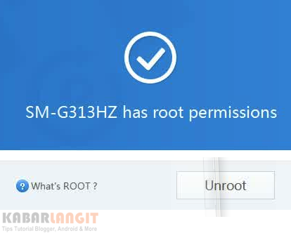 root samsung galaxy v