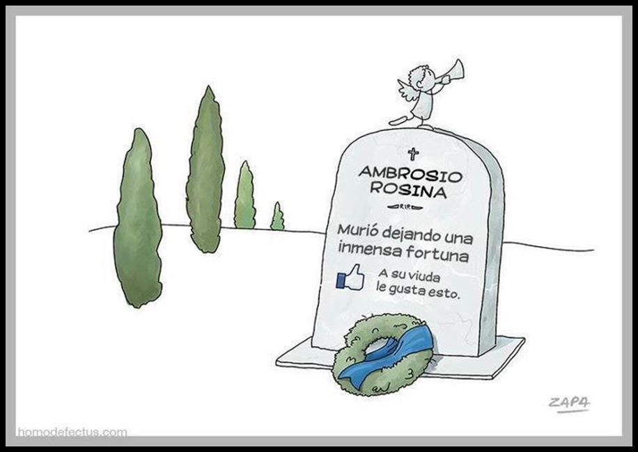 Humor gráfico - Página 2 Facebook
