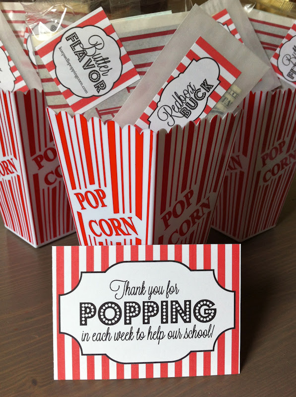 Pass the Cereal: Thank You With A Pop!