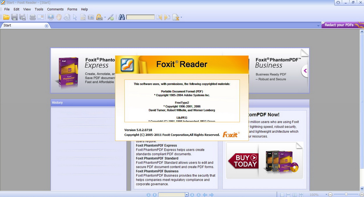 Foxit reader pro download