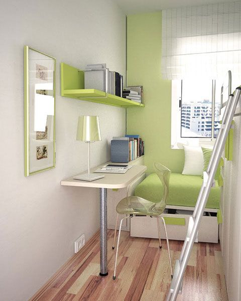 Small Room Design For Teens