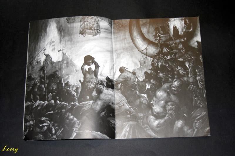 Ilustraciones de Ejércitos Warhammer: Reinos Ogros