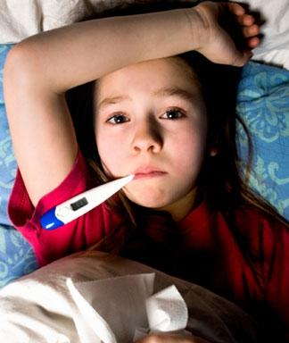 Penyakit yang berbahaya pada Anak
