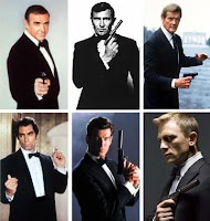 pemeran james bond