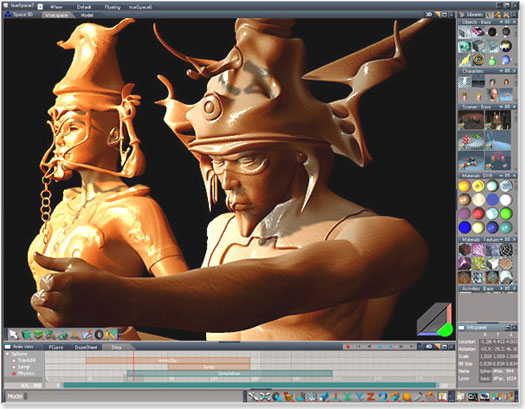3d animation software Free 3d software