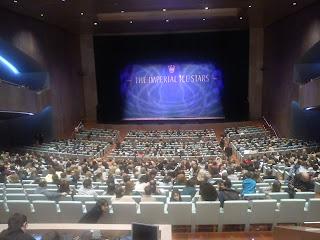 Espectáculo en el Auditorio Mar de Vigo
