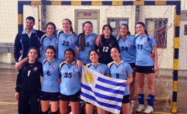 Selección cadetas Uruguay | Mundo Handball