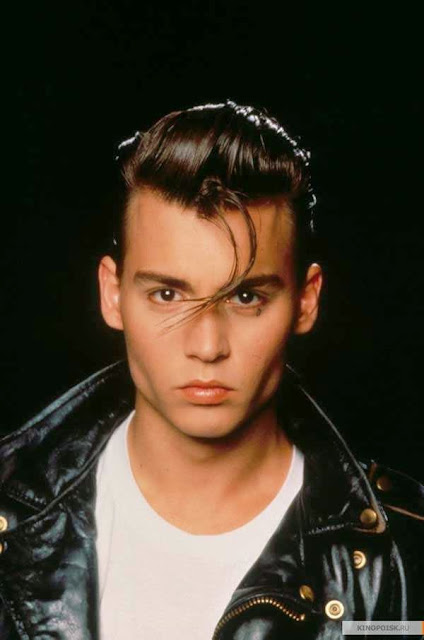 Foto Johnny Depp muda