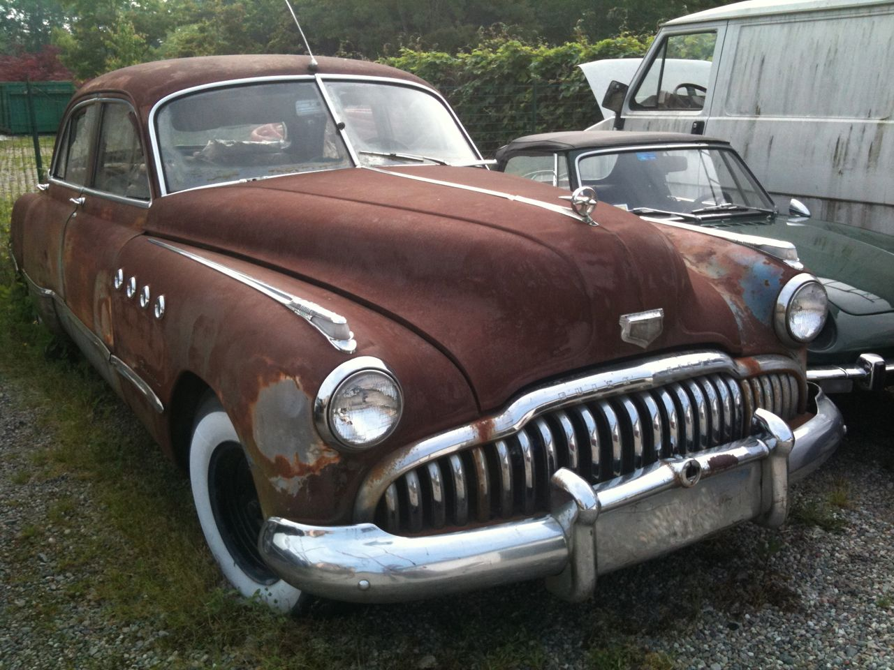 4Sale - 1949 Buick Roadmaster