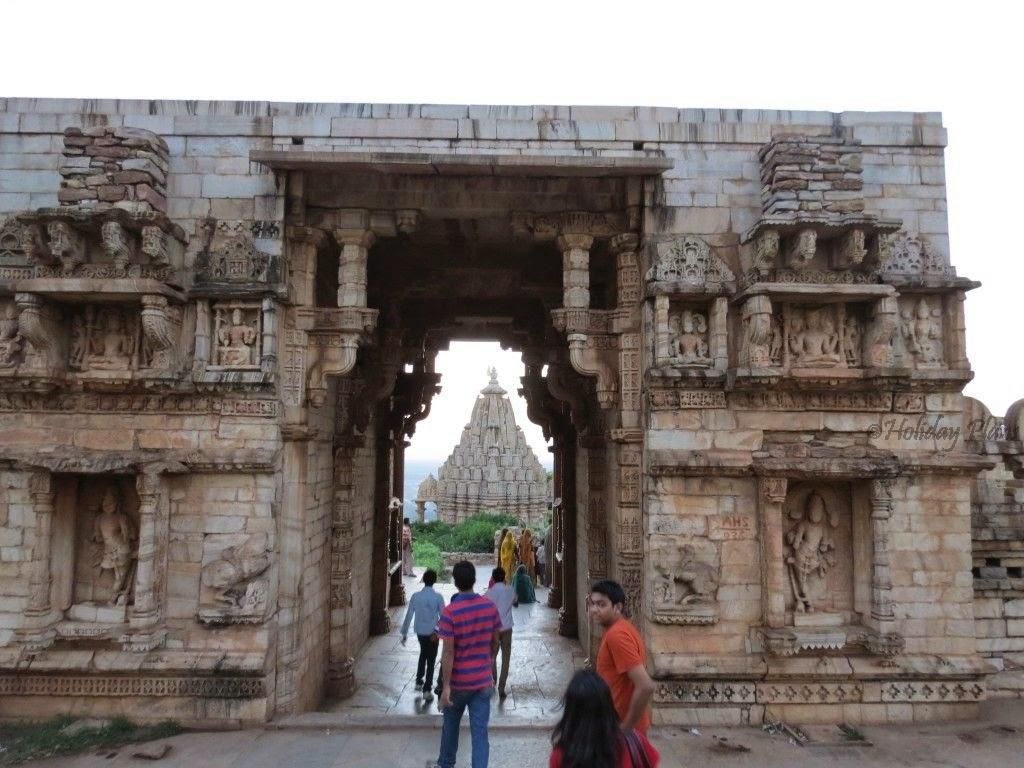 Meera Temple Entrance