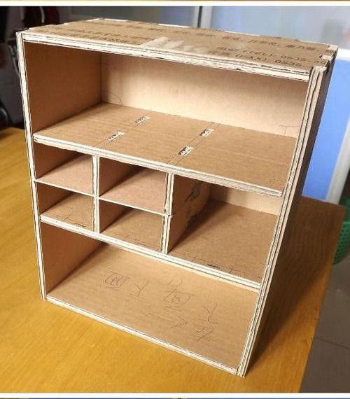 Мебель из картона своими руками в домашних условиях