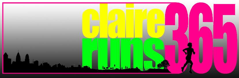 Claire Runs 365