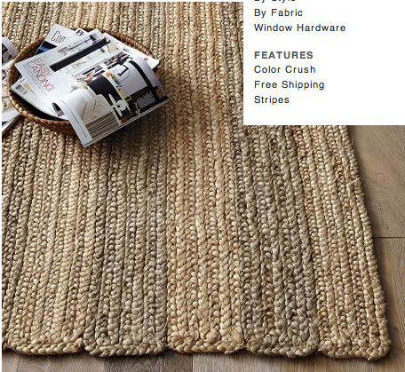 Natural Material Rugs Can Be Layered With Other Like Wool Kilims Or Used On Their Own
