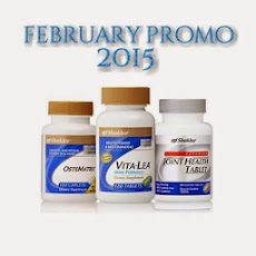 February 2015 Promotion