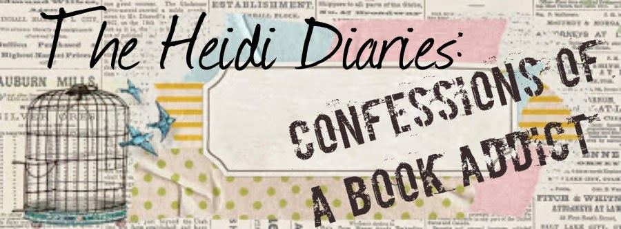 The Heidi Diaries: Confessions of a Book Addict