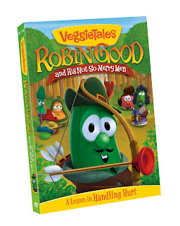Veggie Tales Robin Good