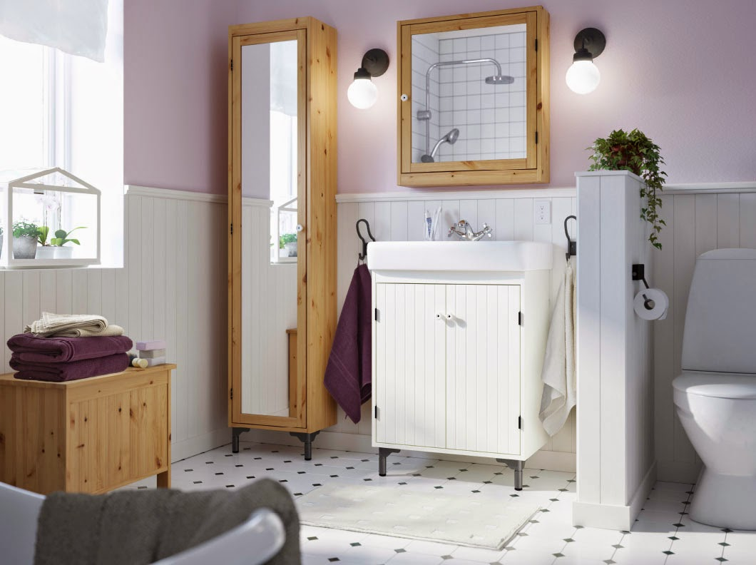 Cute pinterest ikea bathroom - Armadietti bagno ikea ...