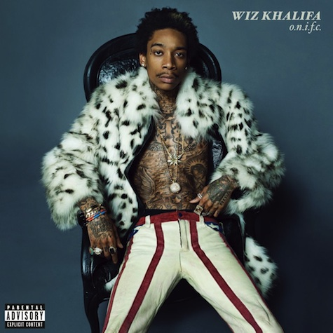 Capa do CD Wiz Khalifa - O.N.I.F.C.