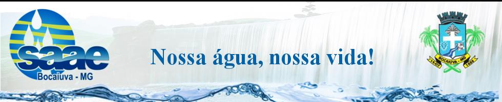 Saae Bocaiúva MG
