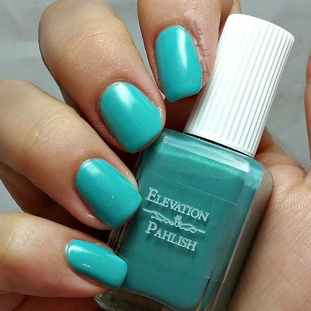 swatcher, polish-ranger | Elevation Polish The Merchant's Son swatch