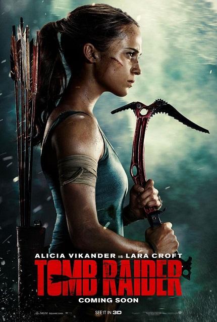 Tomb Raider (2018) ταινιες online seires oipeirates greek subs