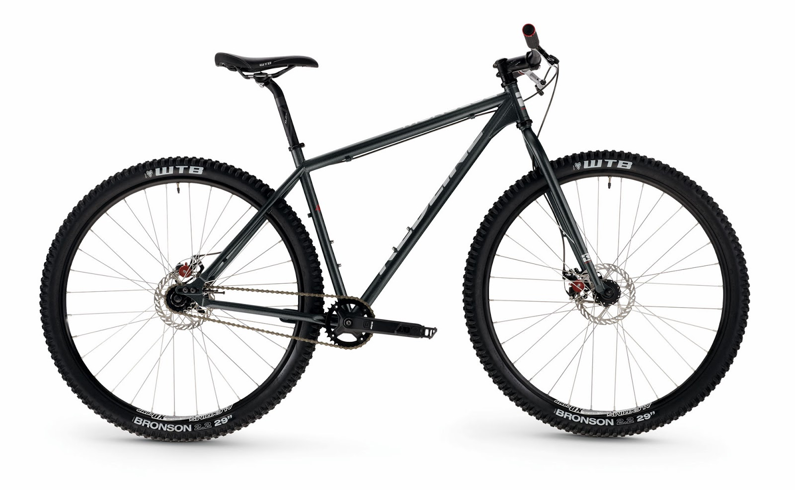 2014 Redline MONOCOG Flight 29er Bike