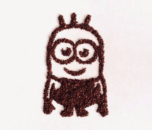 10-Bee-doo-bee-doo-Coffee-Grinds-Drawings-Liv-Buranday-www-designstack-co