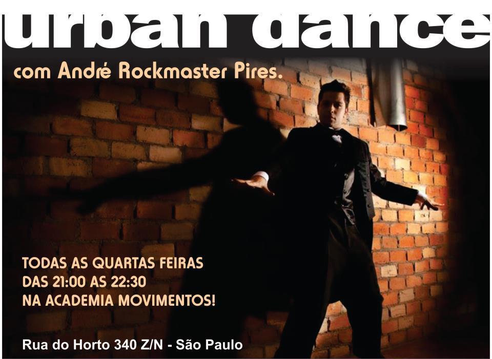 André Rockmaster Pires