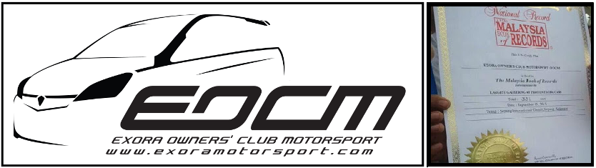 EXORA OWNERS' CLUB MOTORSPORT ( EOCM )