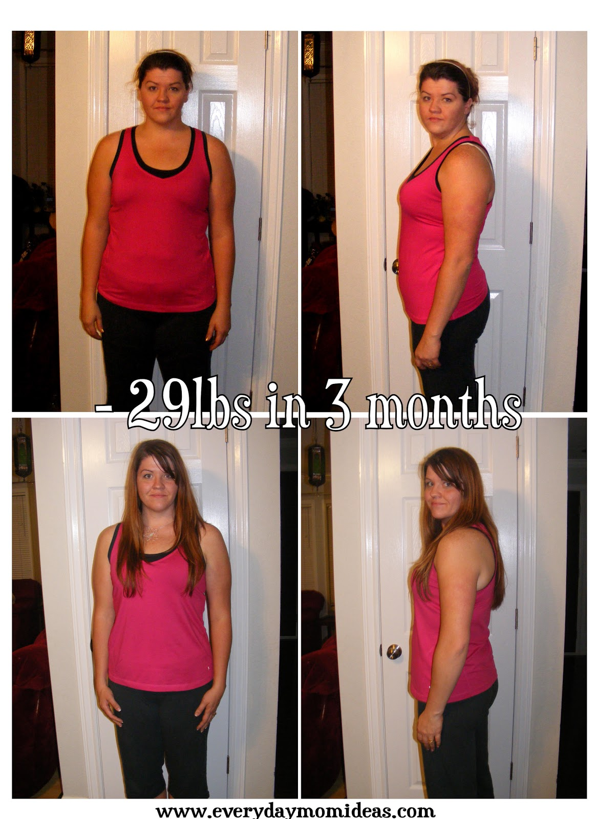 3rd Month Weight Loss Update - Everyday Mom Ideas
