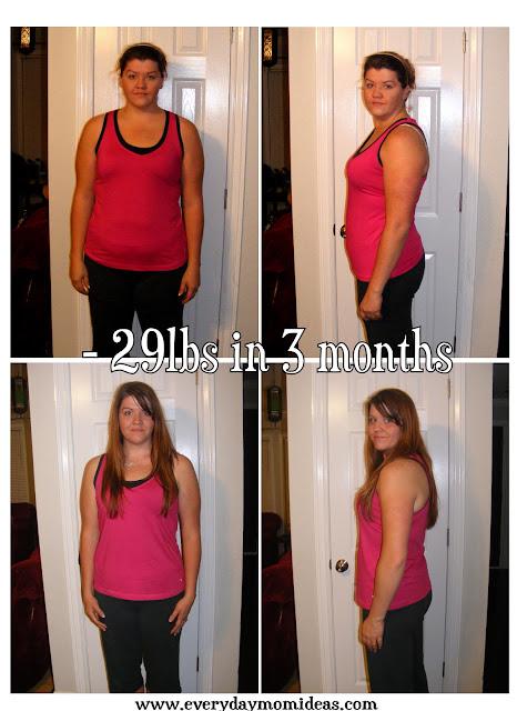 3 month weight loss calculator