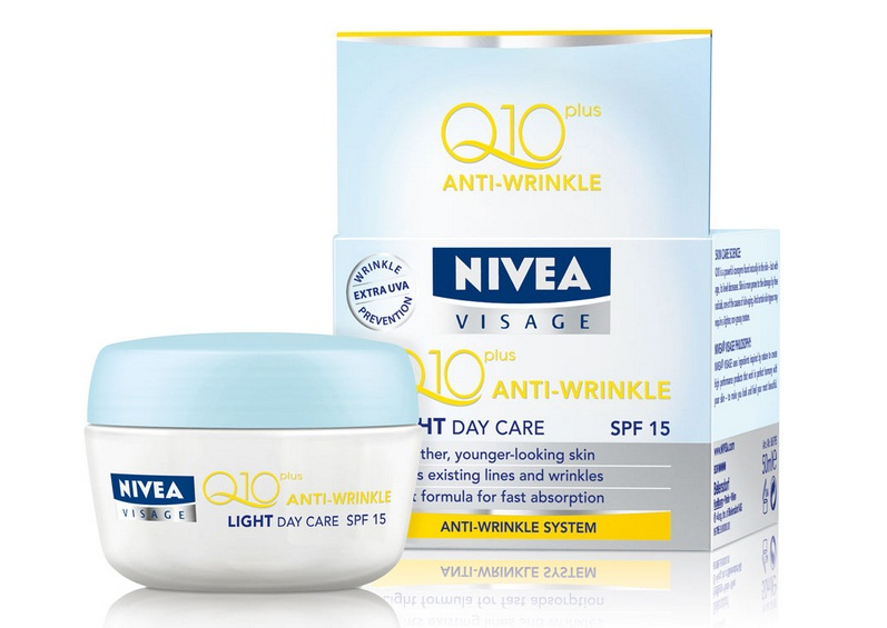 review nivea q10 plus anti wrinkle light day cream spoilt. Black Bedroom Furniture Sets. Home Design Ideas