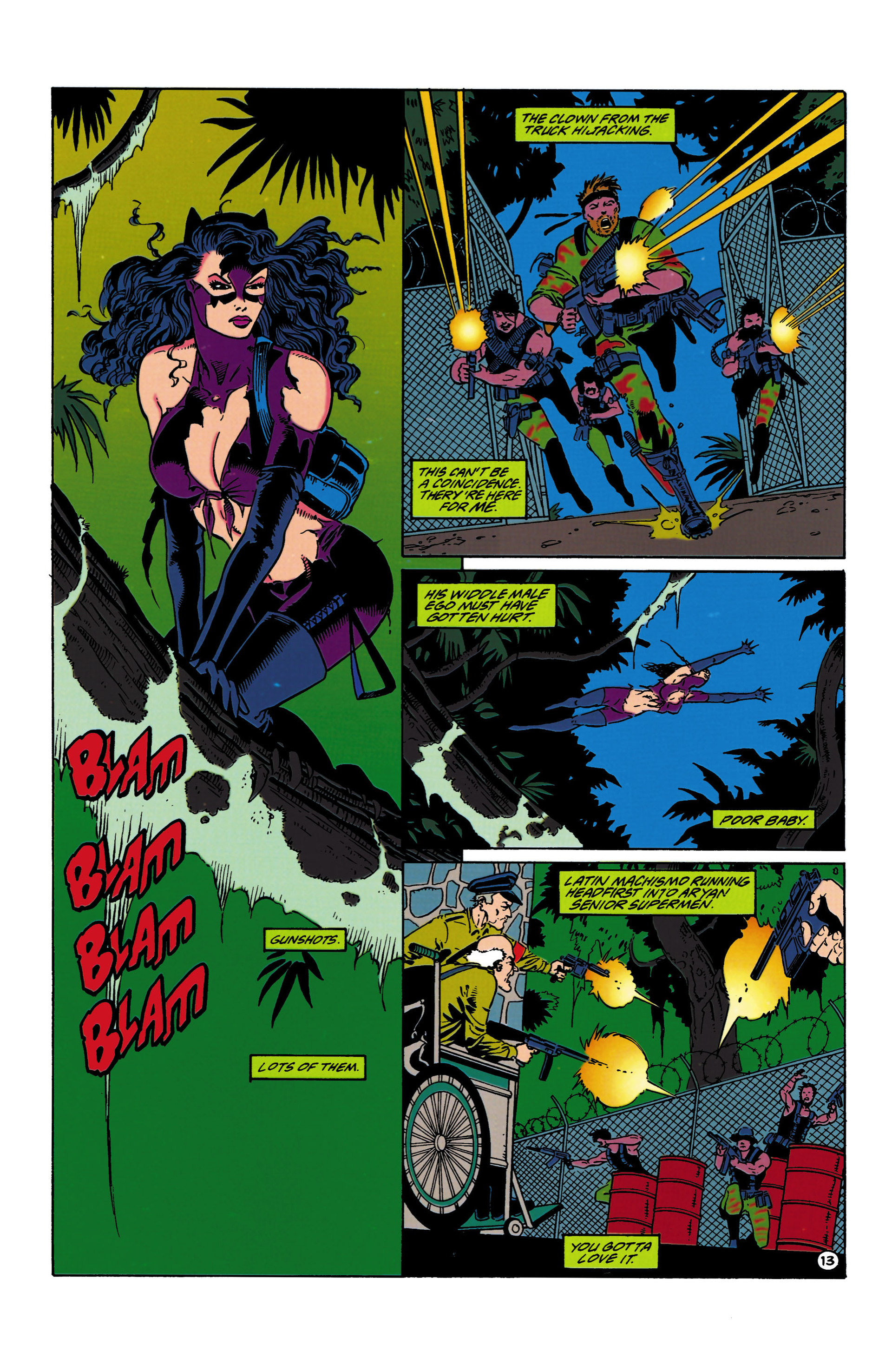 Catwoman (1993) Issue #19 #24 - English 13
