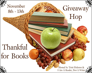 Thankful for Books Giveaway Hop!