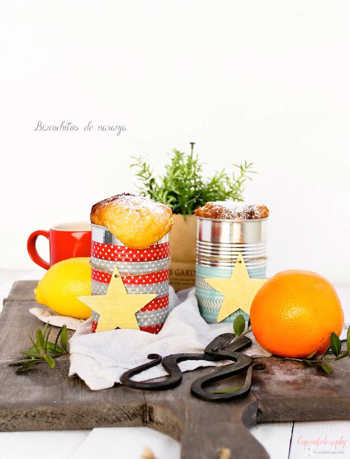 Receta de bizcocho de naranja Thermomix