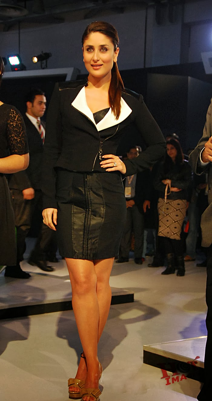Kareena Kapoor Images at 2014 Indian Auto Expo
