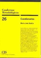 Diseño de cuestionarios