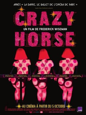 Crazy Horse (2011). movie poster pelicula