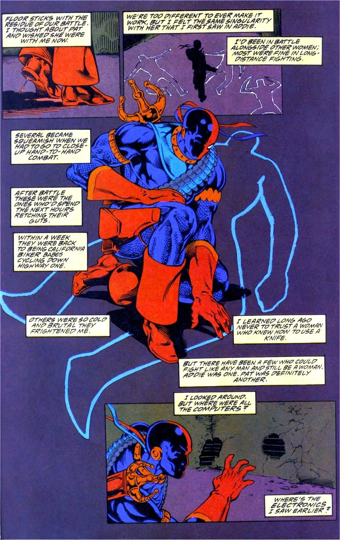 Deathstroke (1991) Annual 1 #1 - English 30