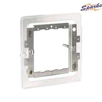 Nexus GFR12 Grid Mounting Frame 1 and 2 Gang