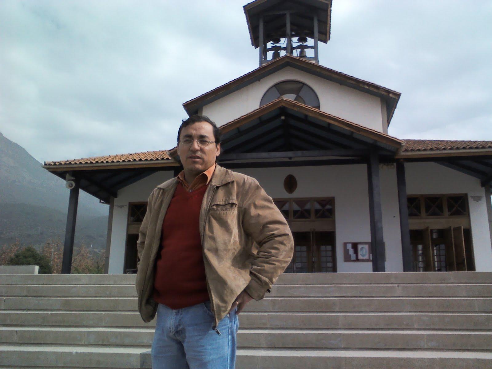 Ricardo Montes Pérez, Dr. en Filosofia
