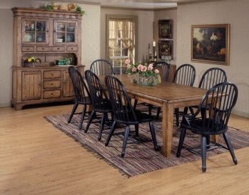 Decorate Dinning Space With Elegant Furniture-014