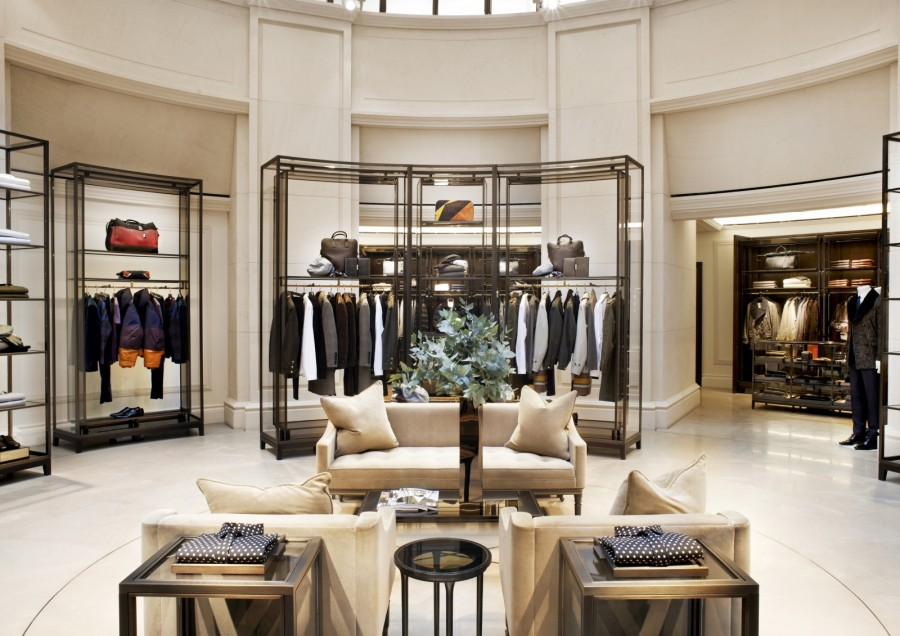 00O00 Menswear Blog Burberry opens first menswear store in Knightsbridge, London