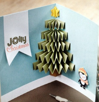 Julie 39 s stamping spot stampin 39 up project ideas by for 3d xmas cards to make