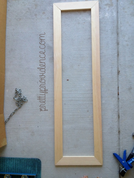 How To Build Wood Mirror Frame PDF Woodworking