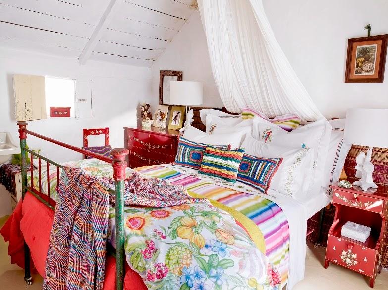 colección dormitorios primavera-verano 2014 de Zara Home
