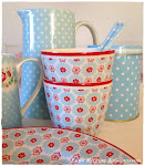 Greengate - Denise blue!