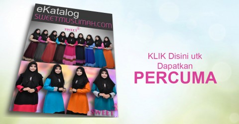sweet muslimah katalog