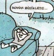 KOYİM BİSİKLETE